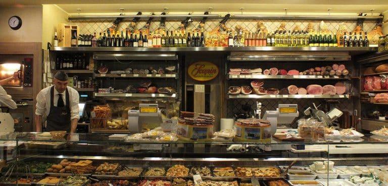 Bottega, caffè e cucina Scapin di Verona