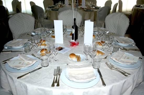 Salone delle feste - Ca Scapin - Il ristorante per gli eventi a Verona
