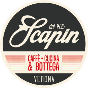 Scapin since 1935 - Coffee, kitchen and shop Verona