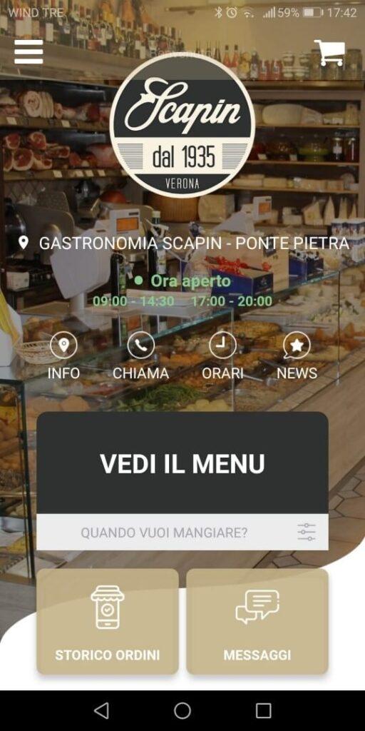 App Scapin 1935 Verona