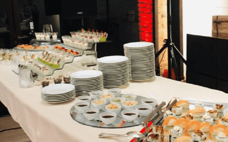 Banqueting and buffet in Verona - Scapin