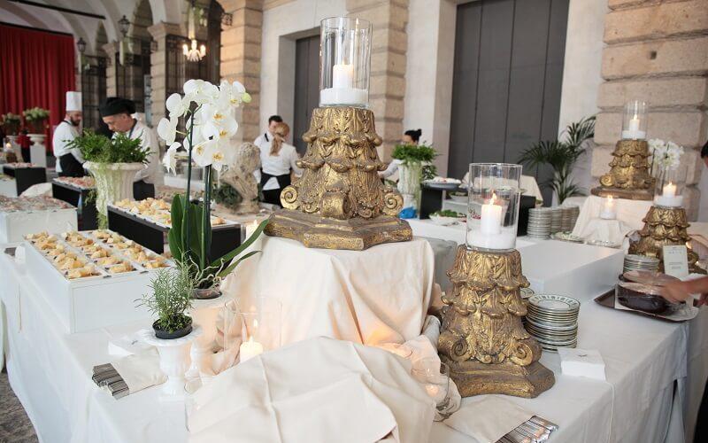 Banqueting e buffet a Verona - Scapin