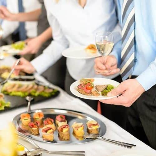 Corporate events and private events with catering in Verona - Scapin