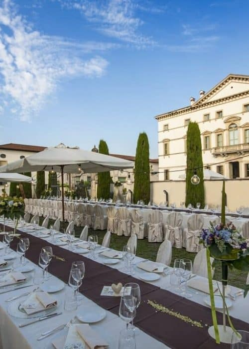 Wedding - Matrimoni in villa a Verona - Nozze - Scapin