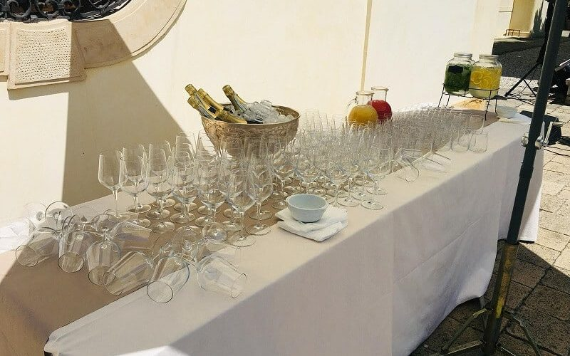Wedding ed eventi a Verona. Catering e banqueting per i vostri matrimoni